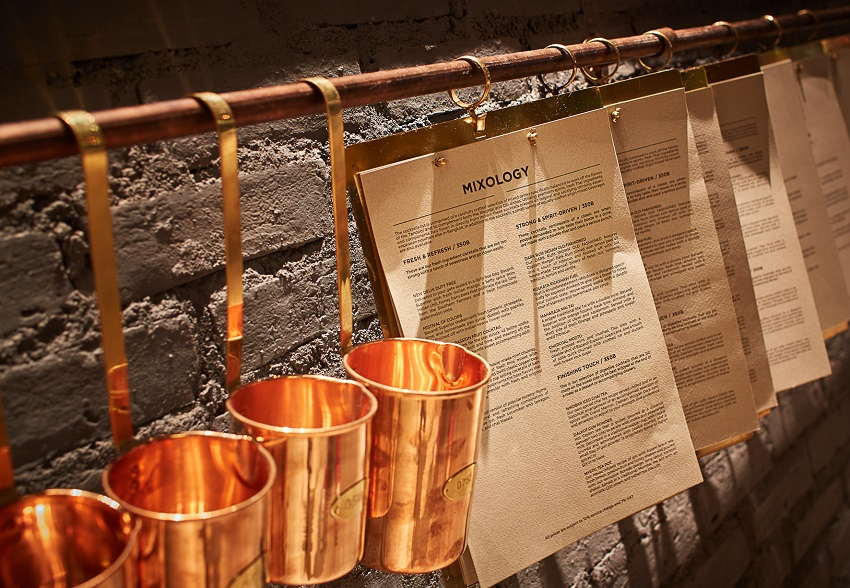 Charcoal Tandoor Grill & Mixology