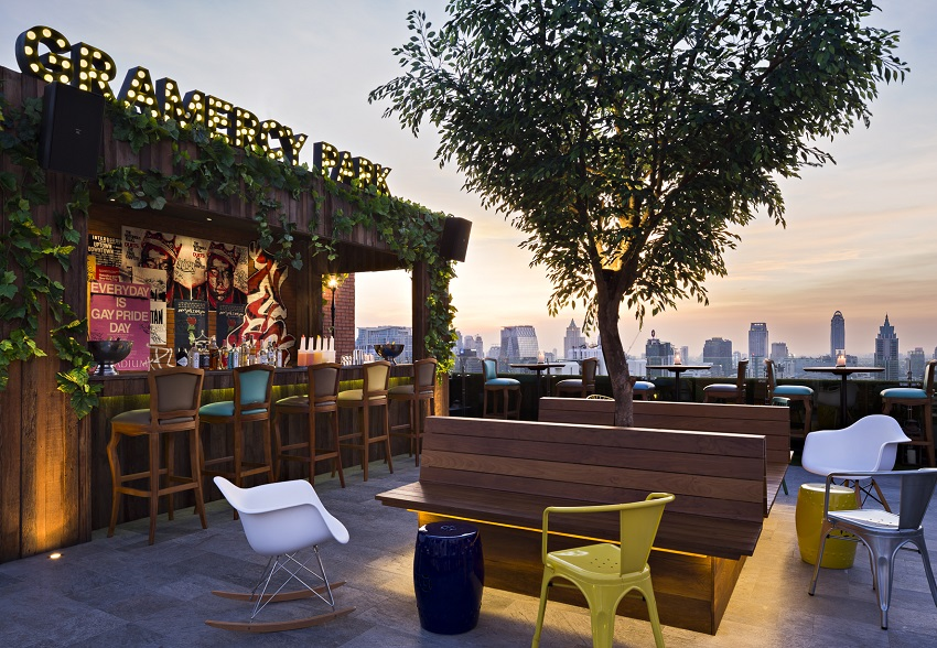Soho hospitality above eleven rooftop bar restaurant