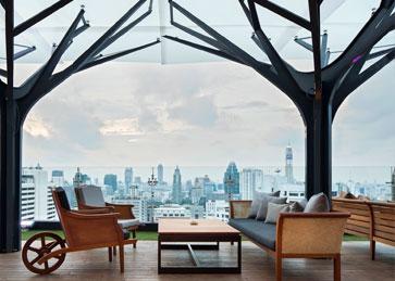 Soho hospitality hospitality interior design bangkok for Soho interior design ideas