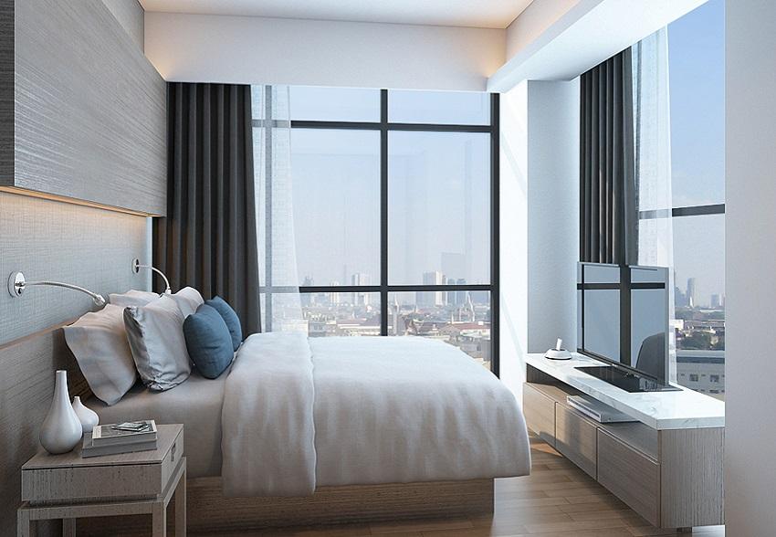 Apartment Interior Design Malaysia soho hospitality | tribeca serviced apartment
